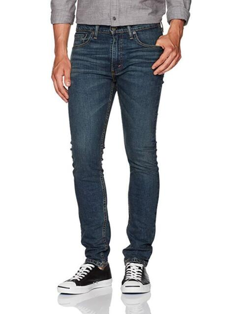 Levi s 519  Extreme Skinny Jeans - Blue W38 L34 RRP £ 85.00 23eef8a2ca