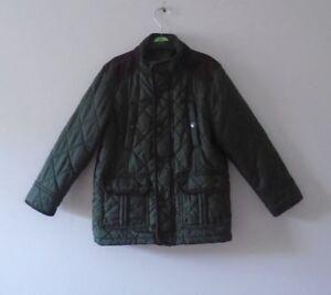 George-Boys-Khaki-Green-Coat-Age-5-6-Years