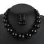 Women-Bohemian-Choker-Chunk-Crystal-Statement-Necklace-Wedding-Jewelry-Set thumbnail 176