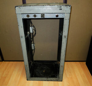 Details About VINTAGE Communications Tube Amp Stereo Component Rack Mount  Cabinet Mountable