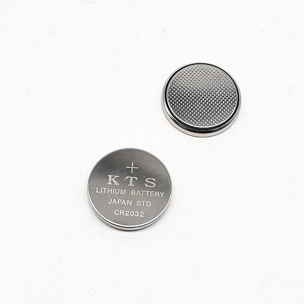 KTS CR2032 button battery 3V laptop desktop motherboard computer battery 6PCS