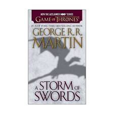 A Song of Ice and Fire: A Storm of Swords 3 by George R. R. Martin (2013,...