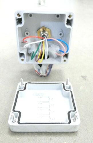 KSR Kuebler Schwimmer-Magnetschalter Typ ABRPP 2-PPOSSS-L 1040//16-PP55A L 112 cm