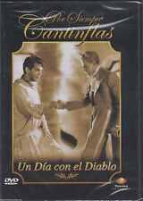 DVD  - Un Dia Con El Diablo NEW Por Siempre Cantinflas FAST SHIPPING !