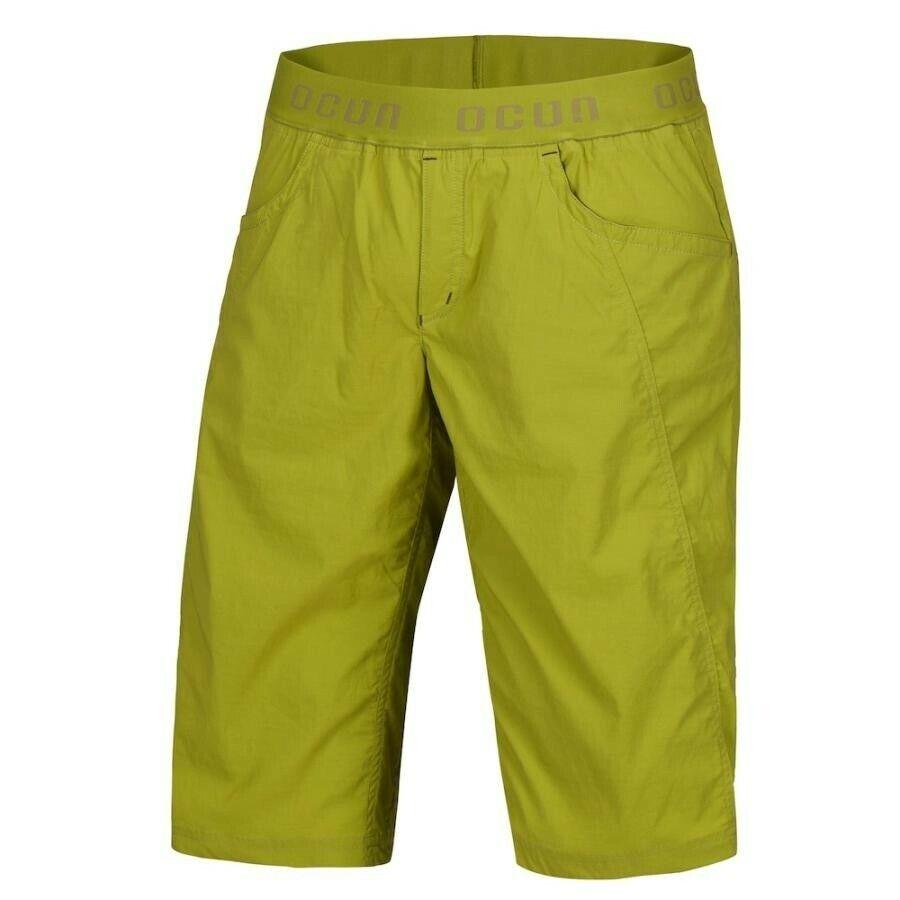 Ocun Mania Shorts Sie  Klettershorts für Herren  pond Grün