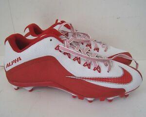 Nike кожа Альфа футбольные бутсы