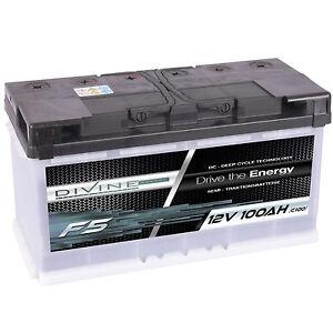 DiVine-F5-12V-100Ah-Batterie-Solar-Versorgung-Notstrom-Windkraft-Beleuchtung