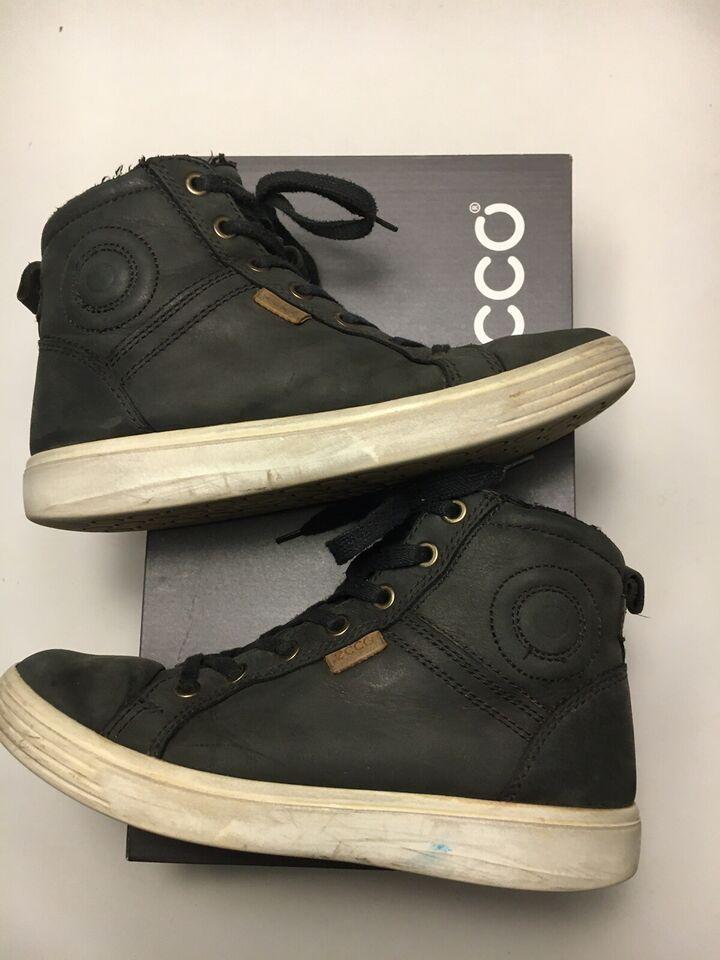 Vinterstøvler, str. 35, Ecco S7 Teen med for og Goretex -