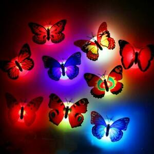 3D-Colorful-Changing-Butterfly-LED-Night-Light-Lamp-Room-Home-Party-Wall-Decor