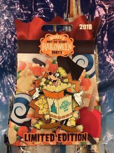 Disney-Mickey-s-Not-So-Scary-Halloween-Party-Goofy-2018-Trading-Pin-NEW-LE-5450