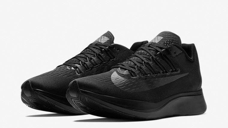 Brand New Hombre cómodo Nike Zoom Fly 880848-003 negro cómodo Hombre casual salvaje 3ca7d6