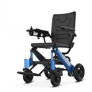 Elektrischer Rollstuhl faltbar, kompakt, wendig, Leichtgewicht NEU!