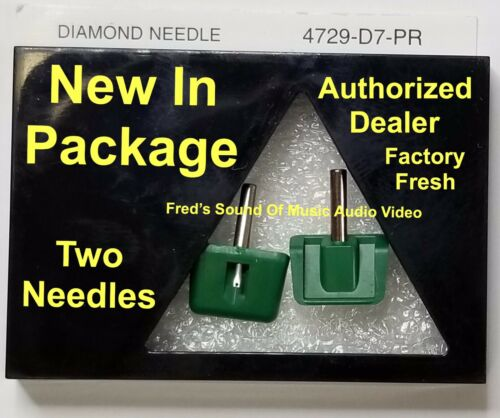 Pickering NEW 345-03D SEEBURG Record Player Needle Stylus JukeBox 4729D7 4728