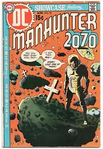 Showcase-92-DC-1970-FN-Manhunter-2070-Space-Graveyard-Cross