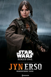 Star Wars Sideshow Collectibles Rogue One Jyn Erso Premium Format 1 4 Statue
