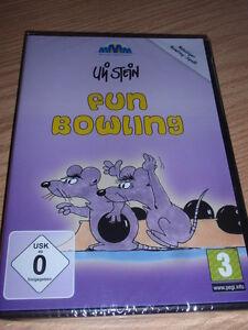 PC-Spiel - Fun Bowling - Uli Stein - NEU - Hattstedtermarsch, Deutschland - PC-Spiel - Fun Bowling - Uli Stein - NEU - Hattstedtermarsch, Deutschland