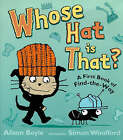 Who's Hat Is That? by Alison Boyle (Hardback, 1998)