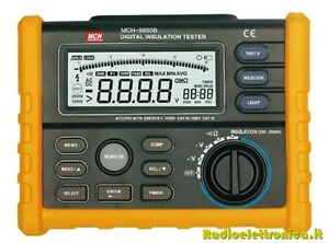 Digital-Insulation-Tester-MCH-9850B-misuratore-di-isolamento