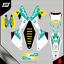 Grafiche-personalizzate-SUZUKI-DRZ-250-Motard-enduro-RiMotoShop-Ultra-grip miniatura 6