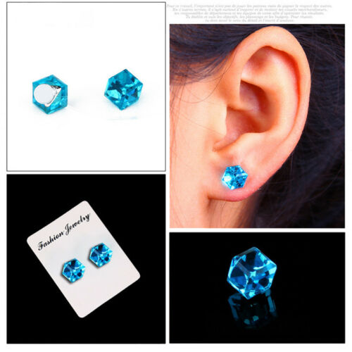 Magnetic Weight Loss Earrings Healthy Stimulating Acupoints   Ear Stud ZP