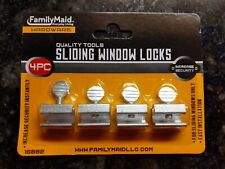Truestyle 4 Pack Sliding Window Locks