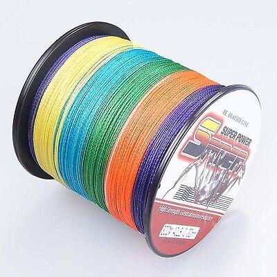 100M/300M/500M/1000M 6-300LB Dyneema 100%PE Spectra Braid Fishing Line