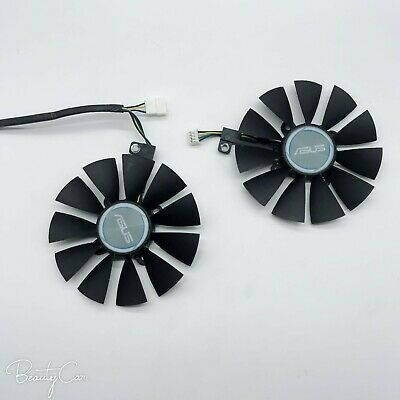 RX 470//570//580 570 580 T129215BU Fan for ASUS ROG STRIX DUAL GTX 1070 1060