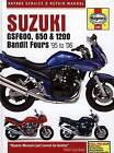 Suzuki GSF600, 650 and 1200 Bandit Service and Repair Manual: 1995 to 2006 by Matthew Coombs, Phil Mather (Hardback, 2006)