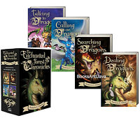 Enchanted Forest Chronicles Dealing,searching,calling & Talking To Dragons