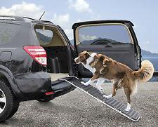 Rampa de perro grande Antideslizante Escalera Plegable Portable mascota Rampa de seguridad coche Assist
