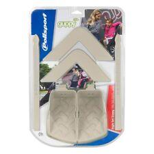POLISPORT Guppy maxi Seggiolino kit di stile, Arm & FOOT REST + cinturini color crema