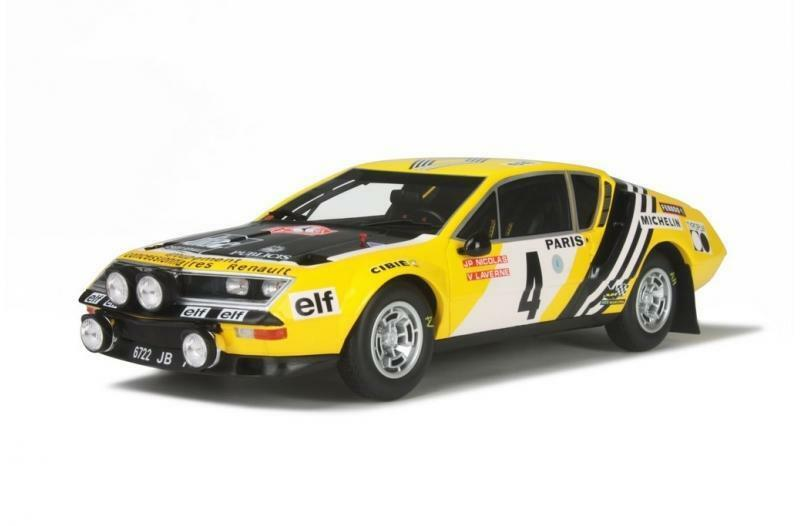 OTTO 1 18 Alpine A310 1600 Group 4 OT201