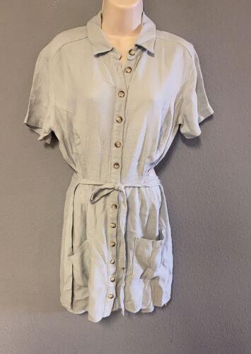 Reformation Casual Wrap Dress Size  Medium