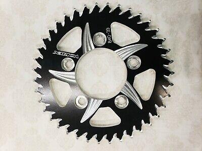 Vortex 840-47 Silver 47-Tooth Rear Sprocket