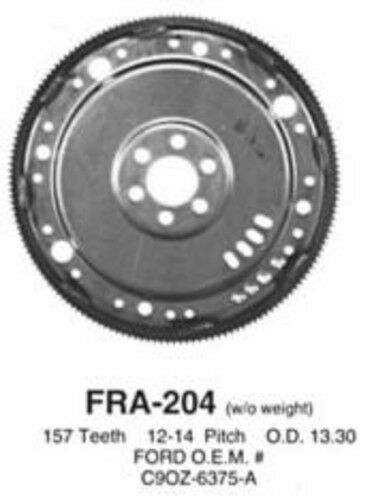 Auto Trans Flexplate Pioneer FRA-204