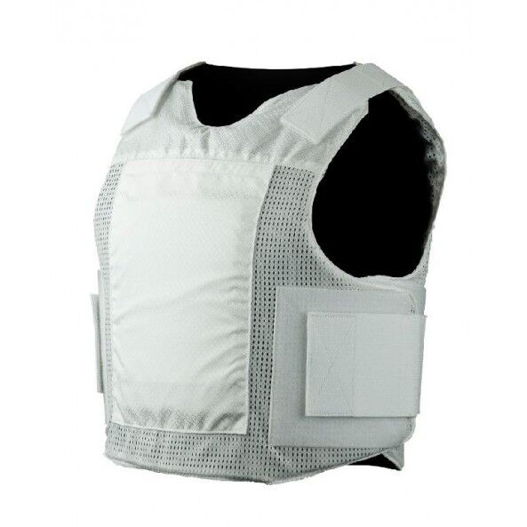 KDH Valor Concealable Vest Weiß 2013