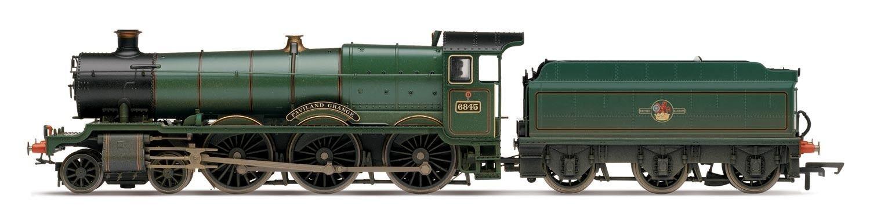 "Hornby BR 4 -6 -0 ""Paviland Grange "" Grange -klass Weatherd R3019 (""fri Post "")"