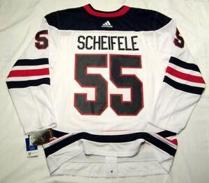 brand new c870f 98cf6 Details about MARK SCHEIFELE - size 54 = size XL - Winnipeg Jets Adidas  Heritage NHL Jersey