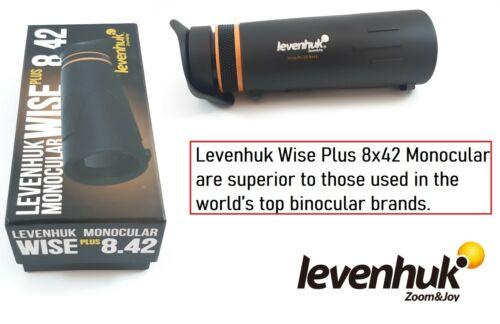 Reino Unido stock Levenhuk sabio Plus Monocular 8x42 LV69685