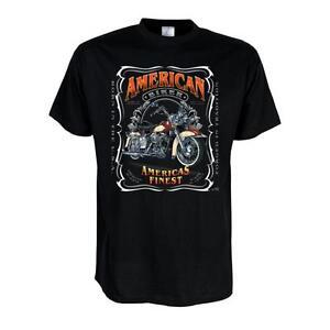 Americas shirt Rocker Divertente T Motos Biker FinestFunshirt Usaabr01047 45AjRL