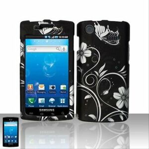 Blue-Vines-Hard-Case-Phone-Cover-Samsung-Captivate-i897