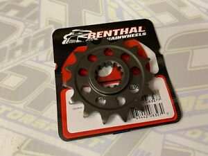 Renthal 14 T Front Sprocket 455U-520-14 to fit Yamaha YZF R6 2006-2016 520 Pitch