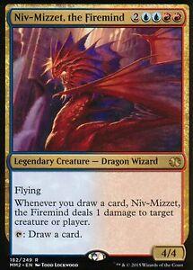 Niv-Mizzet-the-Firemind-NM-Modern-Masters-2015-Magic-MTG