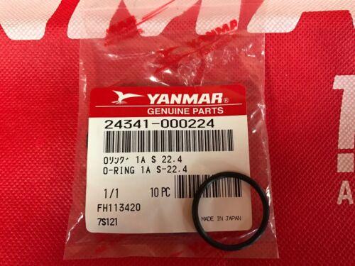 Yanmar 24341-000224 O-ring 1A S-22.4 Genuine