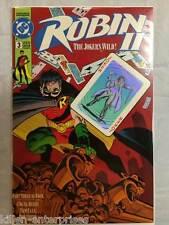Robin II #3 Comic Book DC 1991