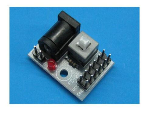 Power expansion module electronic building MCU smart car arduino