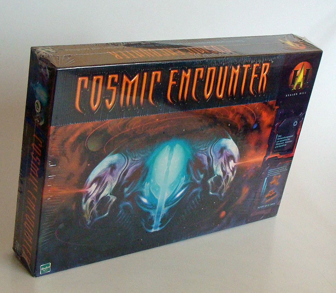 Avalon Hill Cosmic Encounter - - - Für 2-4 Spieler Hasbro 12+ - Neu 95ba5f