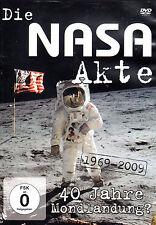 DIE NASA AKTE - 40 Jahre Mondlandung ? - Jo Conrad DVD - NEU