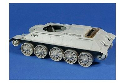 PANZER ART RE35-171 1/35 UZTM type wheels for T-34