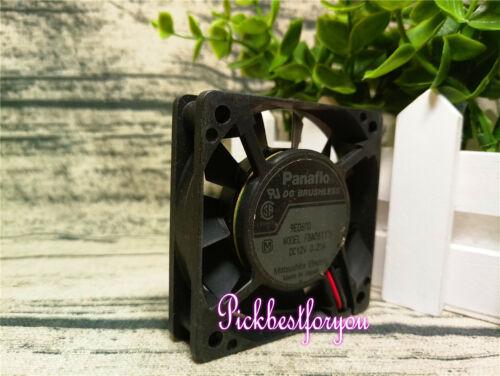 Panaflo FBA06T12H Ventilateur de refroidissement 12 V 0.21 A 60*60*15mm 2pin #M2407 QL